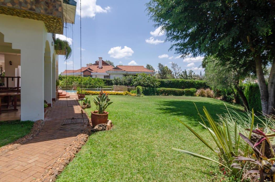 Magnificent 5 Bedroom House In Runda