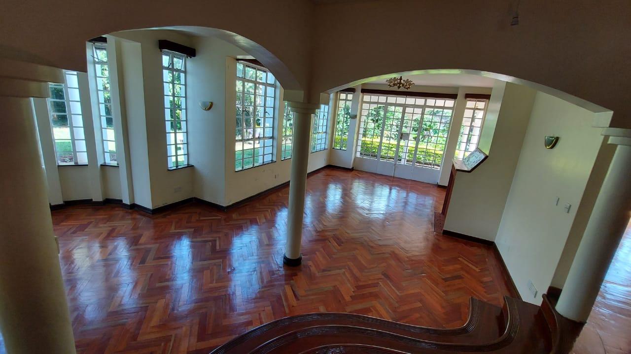 Palatial 5 Bedroom 2 Storey House In Runda