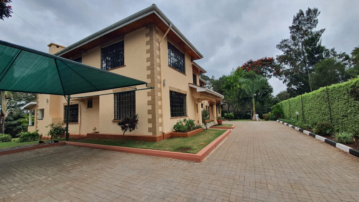 Newly Built 4 Bedroom Mansionette Plus Dsq In Runda