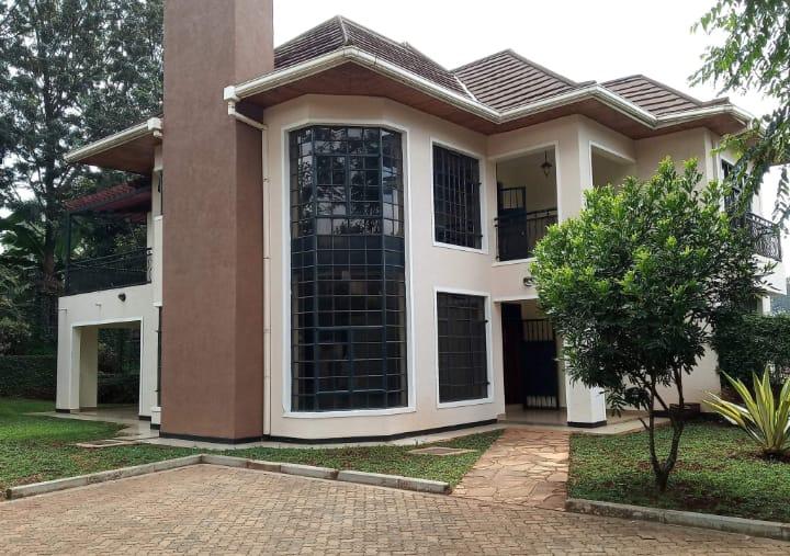 Exquisite 4 Bedroom All En-suite Mansion Along Kiambu Road In A Gated Estate