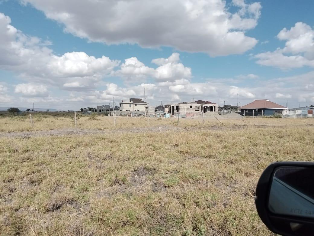 Prime Buy And Build 100 By 100 Plot In Kitengela